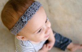 آموزش ساده دوخت هدبند کودک و نوزاد