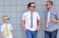 آموزش دوخت کراوات با طراحی و رنگ دلخواه