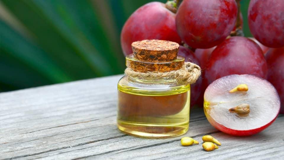 روغن هسته انگور برای قلب